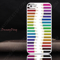 Iphone 5 case&amp;iPhone 4 case iPhone 4s case Colored by dnnayding