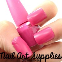 nailartsupplies | Baby Baby Pink Nail Polish Mini Teaser Size 8ml | Online Store Powered by Storenvy