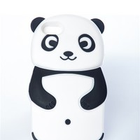 Funky iPhone 5 Cases - Panda from Jewelry & Accessories at Lucky 21 Lucky 21