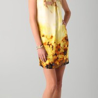 Robert Rodriguez Print Shift Dress | SHOPBOP