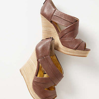 Anthropologie - Unwrapped Wedges