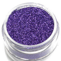 Purple Rain Glitter by CALLACosmetics on Etsy