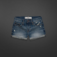 A&amp;F High Rise Shorts