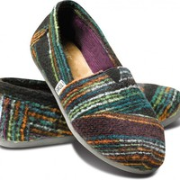 Multi Stripe Wool Women&#x27;s Classics
