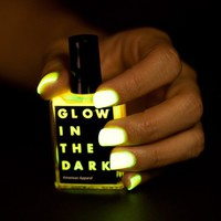 American Apparel Women's Glow in the Dark Nail Polish