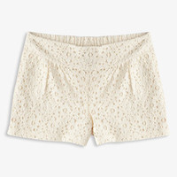Crochet Lace Shorts | FOREVER 21 - 2050892032
