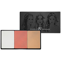 Sephora: Charlotte Ronson : 3 X A Charm Luminizer, Blush, Bronzer : combination-sets-palettes-value-sets-makeup