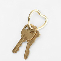 Diament Jewelry For Urban Renewal Heart Keychain