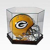 Steiner Sports - Aaron Rodgers Green Bay Packers Signed Pro-Line Helmet - Saks Fifth Avenue Mobile