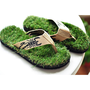 Handmade Cool Grass Slipper