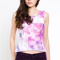 Keepsake Dreaming Of You Top - Printed Tops - $99