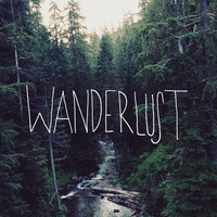 Wanderlust: Rainier Creek Art Print | Print Shop