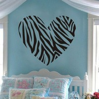 Sweet Heart Creative Heart Removable Wall Art Decal Sticker Decor Mural DIY Vinyl Dcor Room Home Bedroom