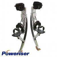 Poweriser Pro Adult Jump Stilts - 50-70 Kg