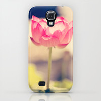 Pink Water Lotus iPhone & iPod Case by Erin Johnson
