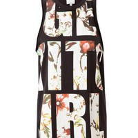 3.1 PHILLIP LIM | 'Get It Girl' Printed Cotton Tank | Browns fashion & designer clothes & clothing