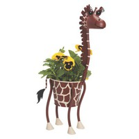 Iggy the Giraffe Planter - 17""