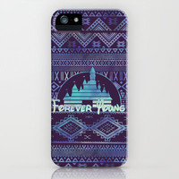 forever young iPhone &amp; iPod Case by Sara Eshak