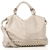 Pre-Order: Stone Studded Bottom Handbag