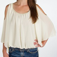 BKE Boutique Chiffon Top - 's  | Buckle