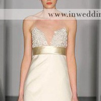 Style DE111-Unique Wedding Dresses with Great Discount