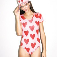Lazy Oaf | Lots of Love Bodysuit