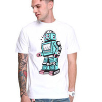 "DJPremium.com - Men - Shop by Brand - New - S/S ""Robo"" Tee"