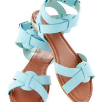 Reach the Sky Sandal | Mod Retro Vintage Sandals | ModCloth.com
