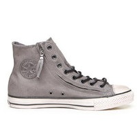 DJPremium.com - Men - Shop by Brand - New - Chuck Taylor All Star Double Zip Burnished Leather Sneakers