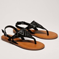 AEO Studded Slingback Sandal | American Eagle Outfitters