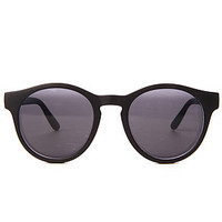 Le Specs The Hey Macarena Sunglasses in Matte Black : Karmaloop.com - Global Concrete Culture