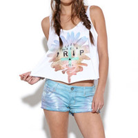 Civil Trip Takers Blossom Tank at PacSun.com