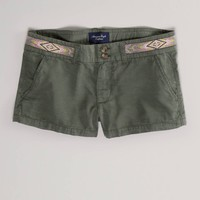 AE Embroidered Shortie | American Eagle Outfitters