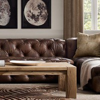 Soho Leather | Restoration Hardware