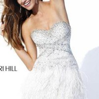 Sherri Hill 3852 Dress - NewYorkDress.com