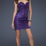 La Femme 17039 Dress - NewYorkDress.com