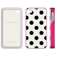 Contour Design Kate Spade Large Dots Case iPhone 4 01686-0