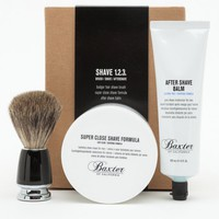 Baxter Of California / Shave 1.2.3