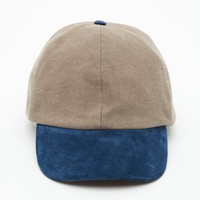 Brooklyn We Go Hard / Grey/Navy Cap