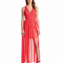 Amazon.com: Hailey by Adrianna Papell Women&#x27;s Dresses Panel Hi Lo Dress: Clothing