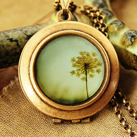 PRE ORDER - Simplexity- Photo Art Locket Necklace-Collaboration with IreneSuchocki