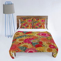 DENY Designs Home Accessories | Sharon Turner Sunshine Garden Duvet Cover