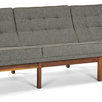 Split Rail Couch With Arms - Modernica