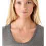 Jennifer Zeuner Jewelry Mini Eye & Hamsa Necklace | SHOPBOP
