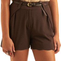 Truffle Hunting Shorts | Mod Retro Vintage Shorts | ModCloth.com