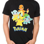 Pokemon Starters T-Shirt - 351908
