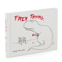 T-Rex Trying... | Mod Retro Vintage Books | ModCloth.com