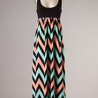 Mindy Tank Maxi from Monica's Closet Essentials