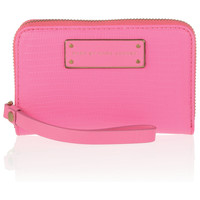 Marc by Marc Jacobs|Croc-effect PVC iPhone case|NET-A-PORTER.COM
