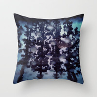 hidden feelings Throw Pillow by Marianna Tankelevich